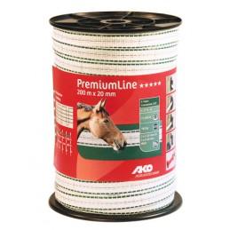 Lint PremiumLine wit/groen...