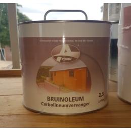 Bruinoleum 2,5 ltr.